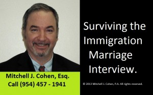 The Immigration Law Offices Of Mitchell J  Cohen, P A  | 7